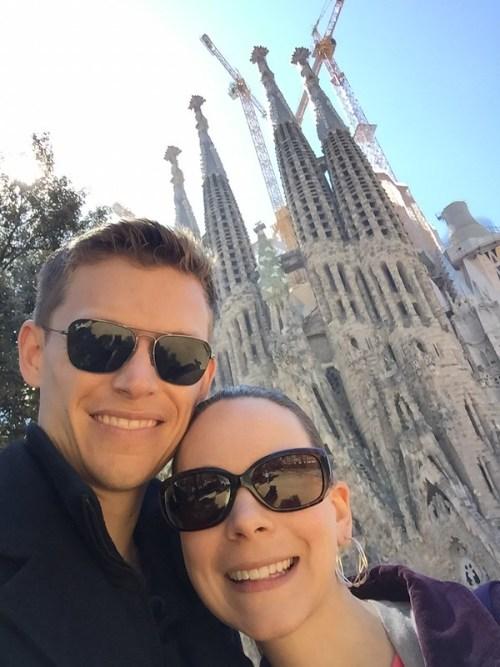 Best Way to See Sagrada Familia - Together