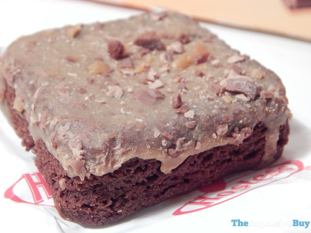 Hostess Brownies made with Milky Way 2