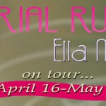 'Trial Run' Book Tour Re-Cap @EllaMedler