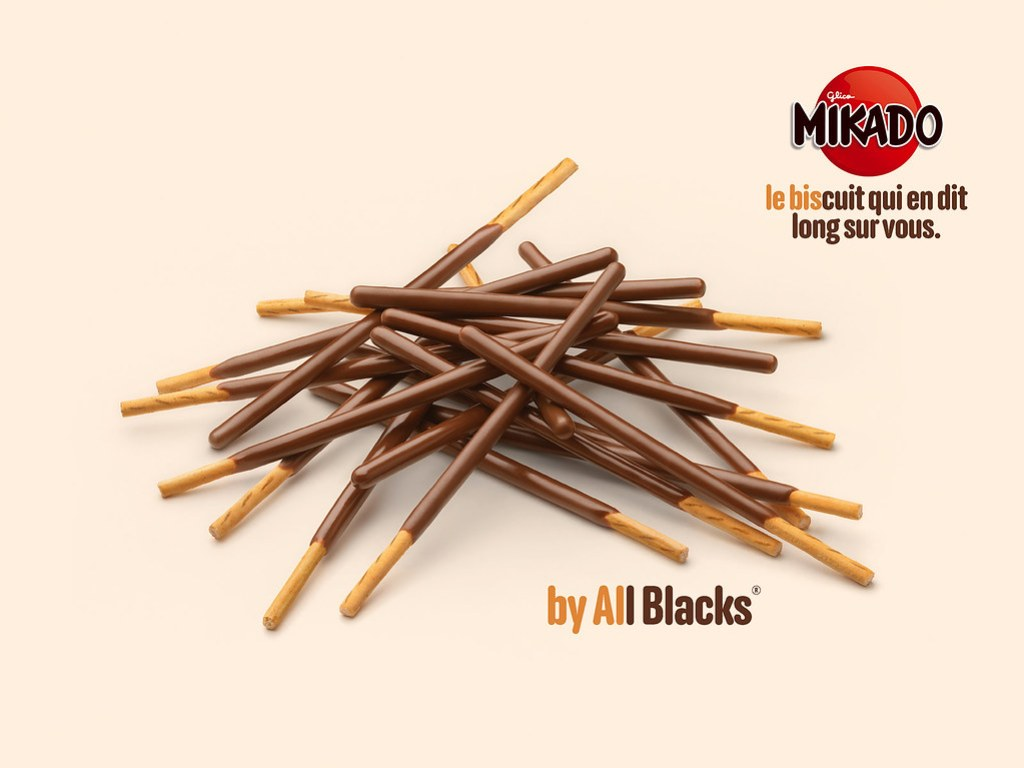 Mikado - Stick out your personality 5