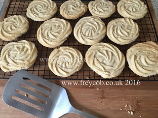 Coffee Viennese Whirls