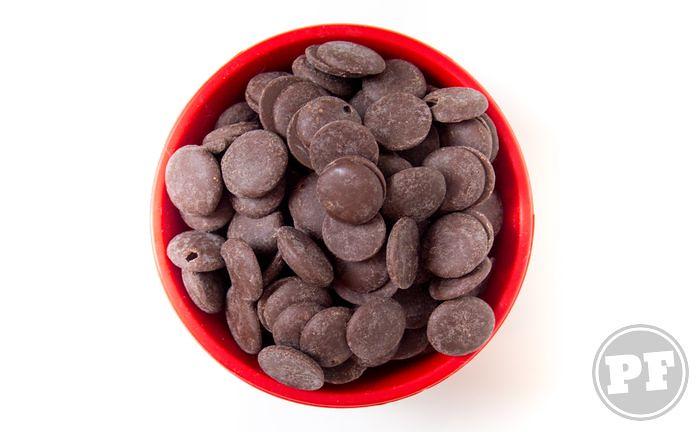 Gotas de Chocolate: Fracionadas/Hidrogenadas