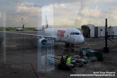 TAM - EZE - Airbus A320