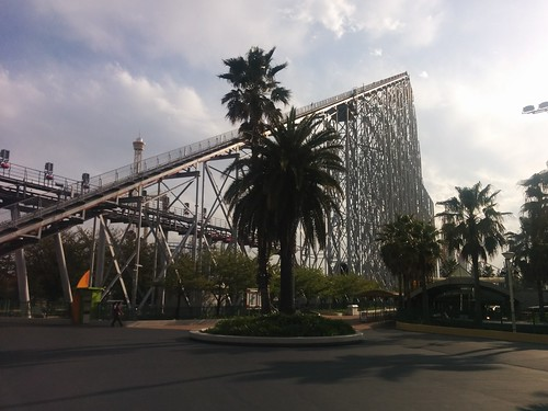 Steel Dragon 2000 at Nagashima