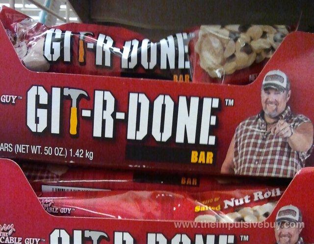 Git-R-Done Bar