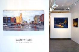 David Wilson Entrance