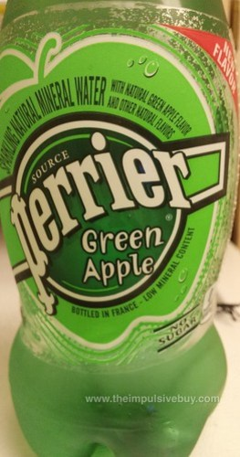 Perrier Green Apple
