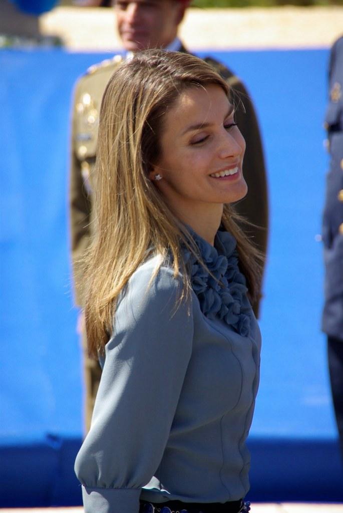 Imagen gratis de la Reina de España, Leticia Ortiz Rocasolano