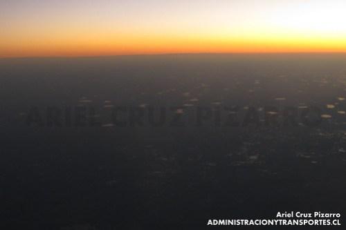 Atardecer Argentina - LAN461