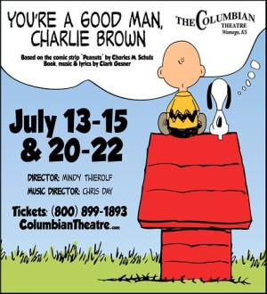 columbian theatre charlie brown