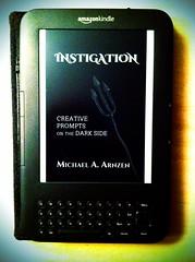 Instigation Ebook - Cover Concept