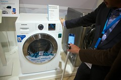 Samsung Eco Bubble Washer