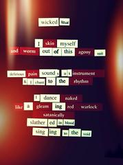 """#TFOTD POEM: """"Wicked Ritual"""" by @MikeArnzen"""
