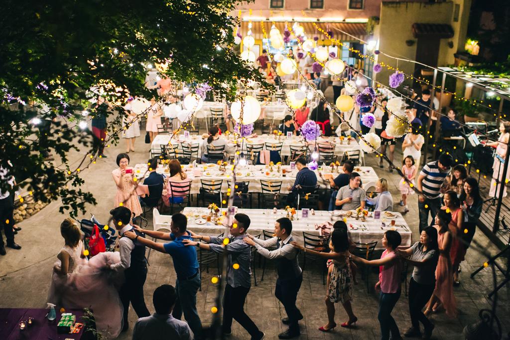 台北推薦台中婚攝,JOE愛攝影,心之芳庭,小南法,見證婚禮,第一支舞,戶外婚禮,婚禮誓詞