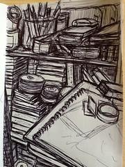 Studio sketch #1
