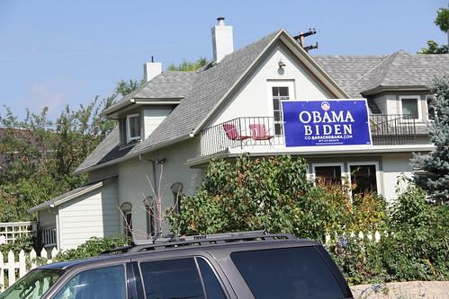 Obama goes Golden