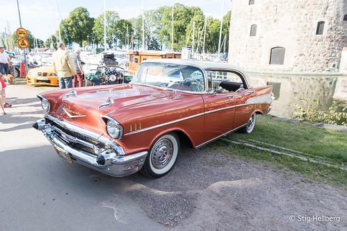 "Chevrolet Bel Air Sport Sedan 1957 • <a style=""font-size:0.8em;"" href=""http://www.flickr.com/photos/54582246@N08/27893789463/"" target=""_blank"">View on Flickr</a>"