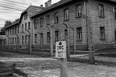 "Auschwitz • <a style=""font-size:0.8em;"" href=""http://www.flickr.com/photos/77968807@N00/8422760961/"" target=""_blank"">View on Flickr</a>"