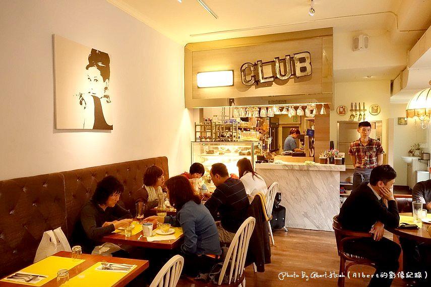 【早午餐】台北中山.紗汀娜好食(三五好友聊天聚餐的好地方)
