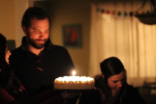 Adam's 30th