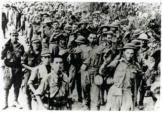 Bataan Death March historic photos