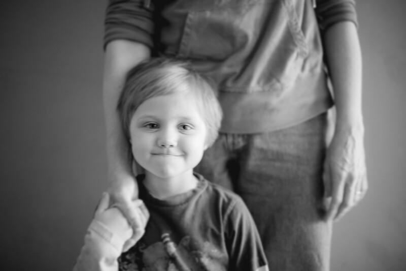 Luke, age 3