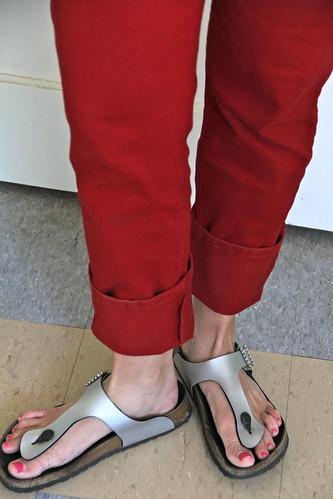 La Fashionista: Red