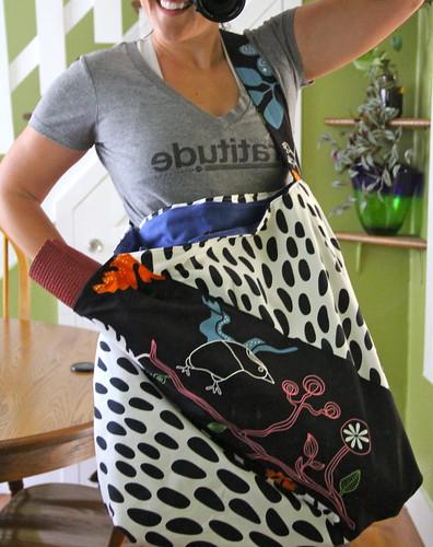 Brittany Yoga Bag