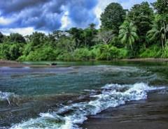 Rio Aguajitas, Costa Rica