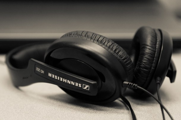 Sennheiser HD 202