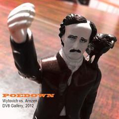 PoeDown CD Cover (2013)
