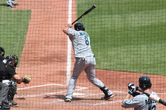 Kendrys Morales 1B #8 Seattle Mariners