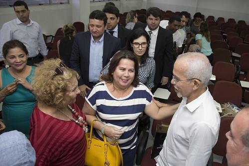 DEBATE COM A ASSOCIAÇÃO DA PROCURADORIA DO MUNICÍPIO ARACAJU
