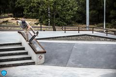 Noah MAHIEU Backside Blunt Slide _ Mimizan