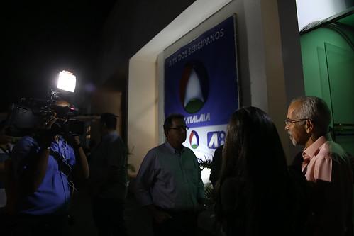Debate na TV Atalaia 24-10