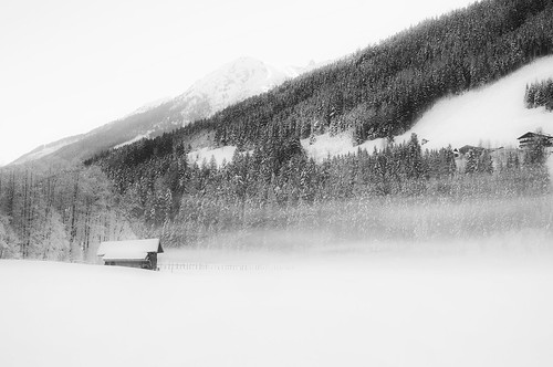 """Cabin in the Fog • <a style=""""font-size:0.8em;"""" href=""""http://www.flickr.com/photos/22289452@N07/16437325192/"""" target=""""_blank"""">View on Flickr</a>"""