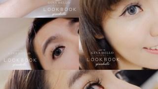 [眼妝] 花娜小姐 不暈染防水眼線膠筆。簡單製造超深超黑眼線