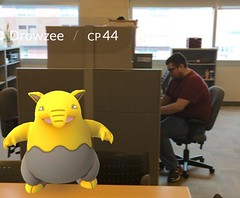 Pokemon @ SQR Lab