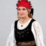FOTOGALERIE Ziua Națională a Costumului Tradițional, sărbătorită la Muzeul de Etnografie