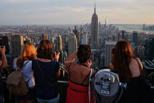Top Of The Rock views