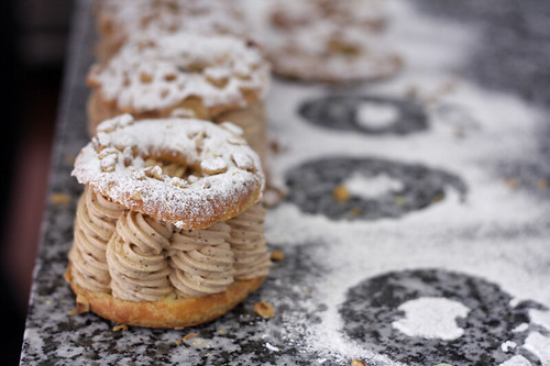 Paris-Brest from Jacques Genin