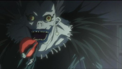Ryuk: El Shinigami de Death Note