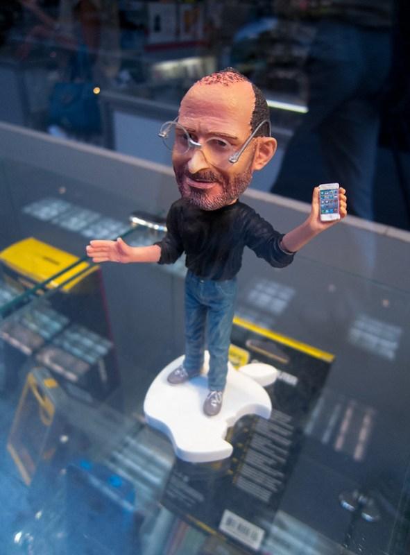 Tiny Steve Jobs