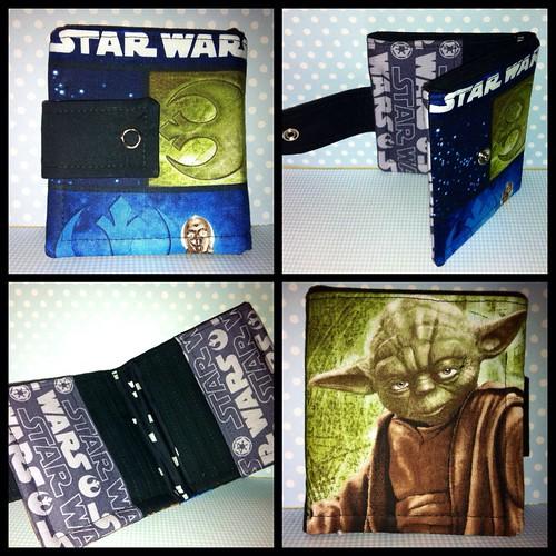 Star Wars kids wallet