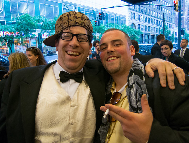 Scumbag Dave & Scumbag Steve
