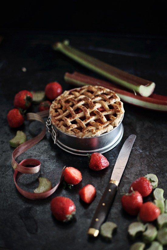 absolutely love rhubarb so will definitely have to try this pie ...