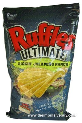 Ruffles Ultimate Kickin' Jalapeño Ranch