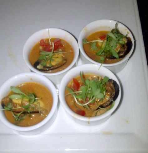 Chambar at Cooking For a Cause