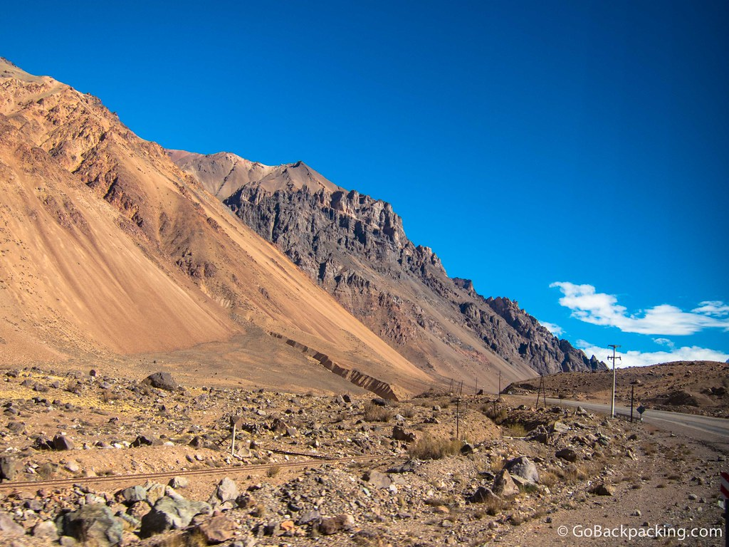 At times, the landscape looks more like Mars than Earth