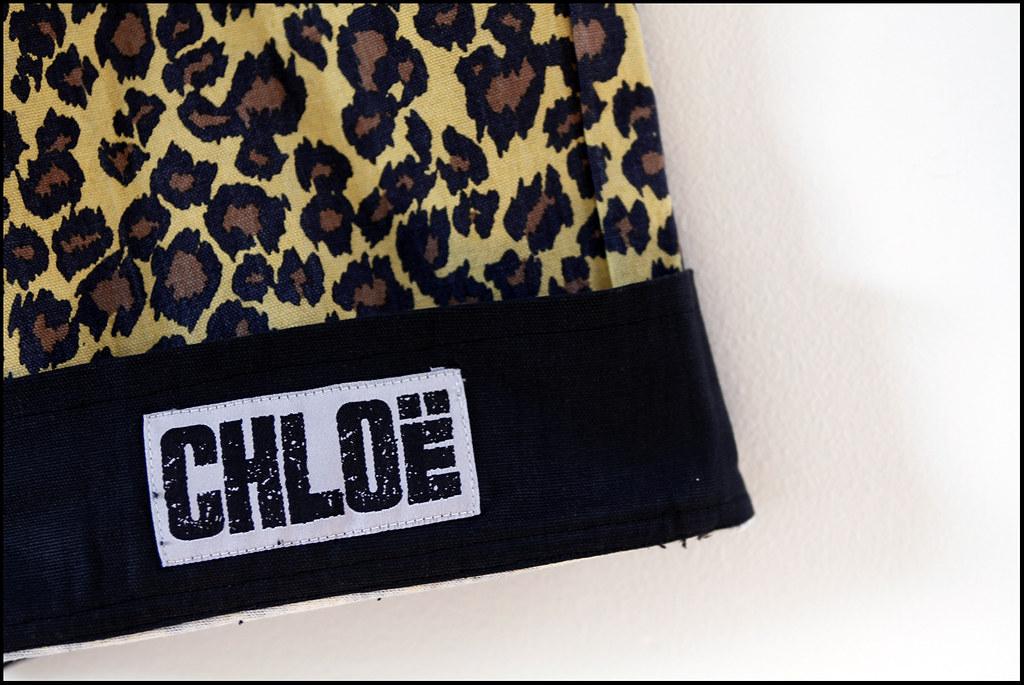 Tuukka13 - New Shorts x2 - Chloe Sevigny for Opening Ceremony x Vision Street Wear - Leopard Cuff Short - 2